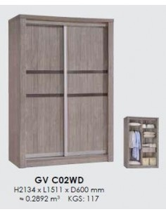 Armoire coullissantes