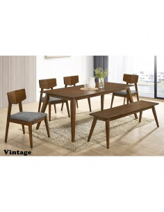 Table + 6 chaises Design